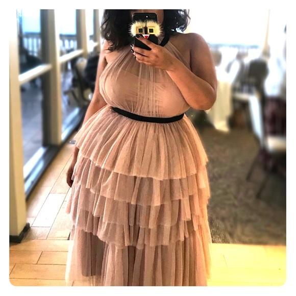 ASOS Curve Dresses Asos Formal Bridesmaids Dress Poshmark